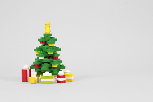 Build It Yourself: Christmas Tree