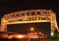Duluth, MN  Aerial Lift Bridge