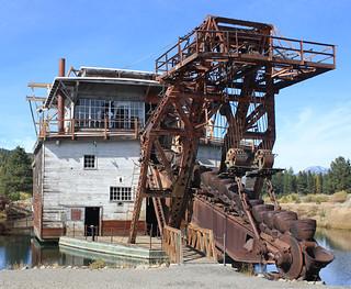 Gold Dredge #3 - Sumpter, Oregon