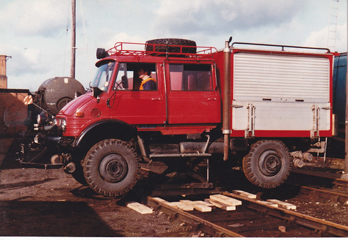 Another View of the Unimog