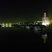 La noche en el Guadalquivir