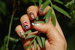 acryl nagels ontwerpen