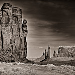 Monument Valley ...