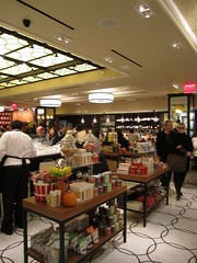 Food Court at the Plaza