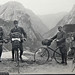 Norwegian mountain bicyclists 1889 by geiranders1970