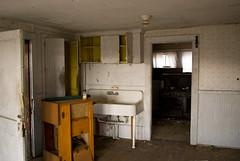 232 Silver Lake Rd. - pantry?, original kitchen area?
