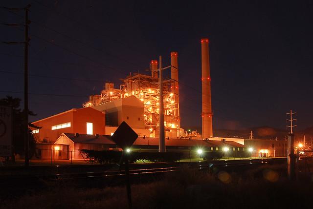 Gadsby Power Plant in Salt Lake City... 20100915_8081