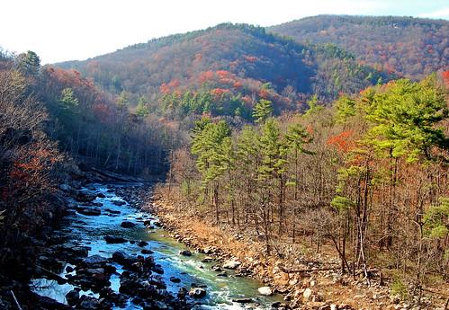 fall virginia pass va goshen rockbridgecounty