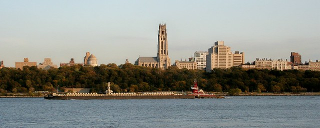 Riverside Church, Barge Panoramic