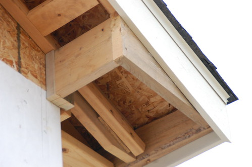 building soffit boxes and wood soffit installation diydiva