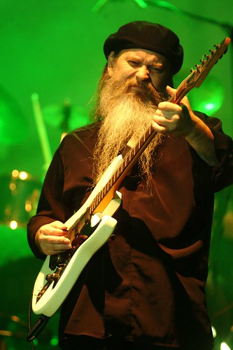 Varga János, gitár