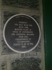 Photo of Blue plaque № 6262