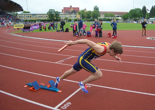 Athletics at Gutavallen