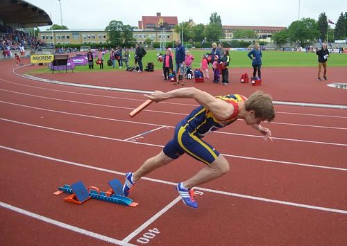 Athletics at Gutavallen