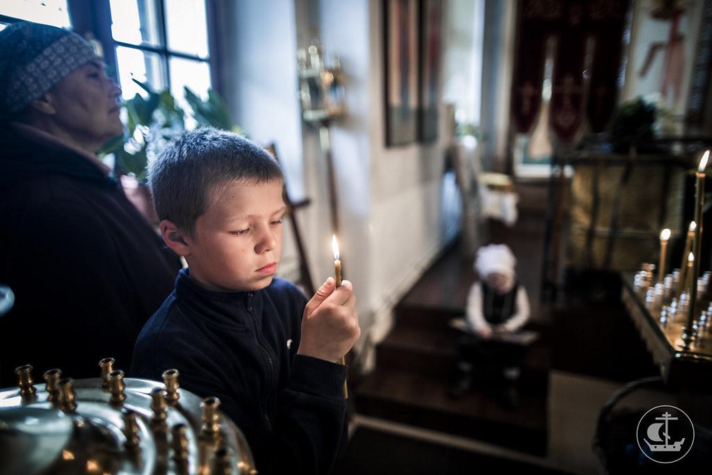 1 июля 2017, Богослужение в деревне Бегуницы / 1 July 2017, Divine service in Begunitsy Village