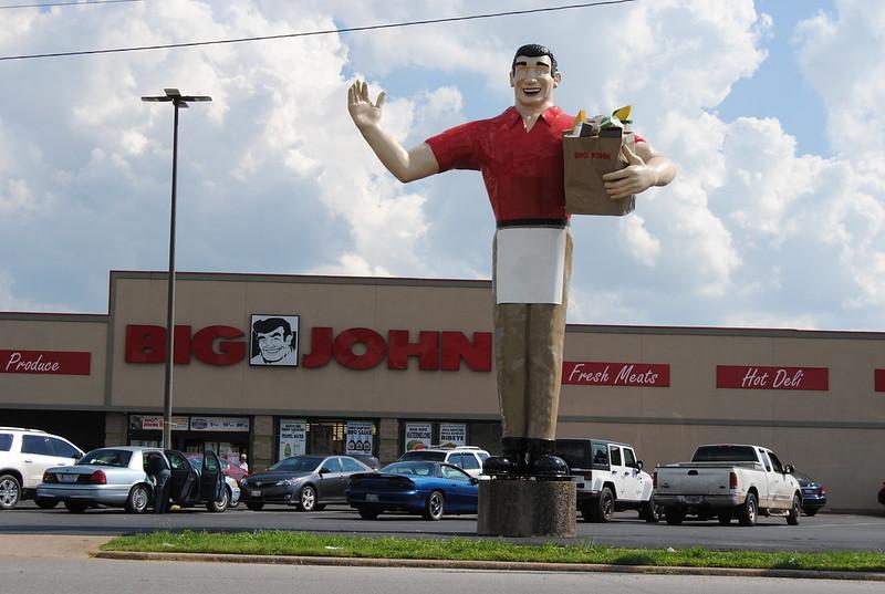 Big John Grocery, Metropolis, IL