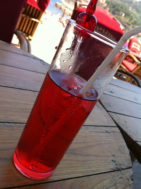 Grenadine definition meaning for Terrasse pronunciation