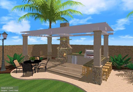 Interiors Furniture Design Outdoor Entertaining Area