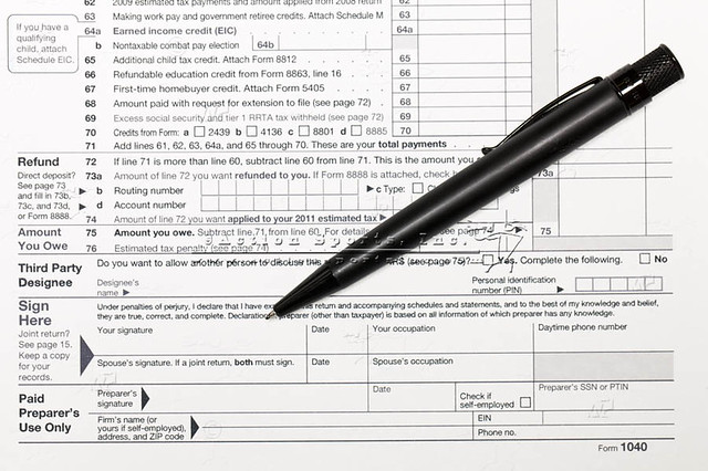 1040 tax form a 1040 united states tax form by walter for 1040 instructions 2010 tax table