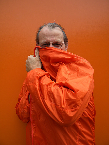 Al's favorite colour is orange