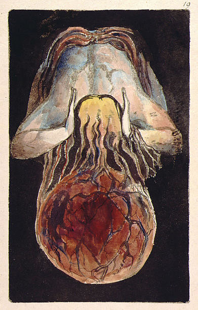 The First Book of Urizen, copy B, by William Blake 1794