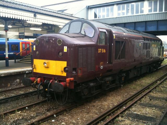 Class 37, 37516 'Beast!'