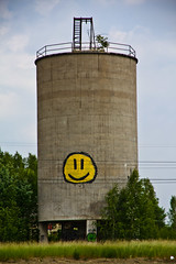 storage tank, silo, tower,