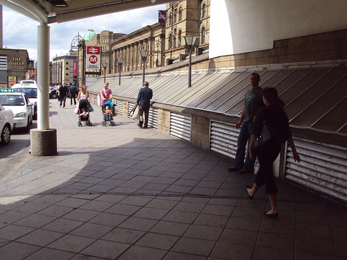 Entrance To Bradford Interchange