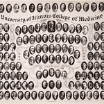 1927 graduating class, University of Illinois College of Medicine