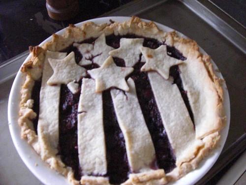 torta 4 julho EUA