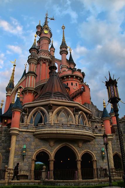 Disneyland paris 39 le chateau de la belle au bois dormant flickr photo sharing - Chateau la belle au bois dormant ...