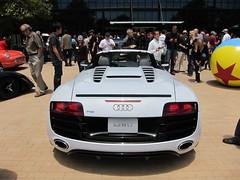 automobile, wheel, vehicle, performance car, automotive design, auto show, audi r8, land vehicle, luxury vehicle, sports car,