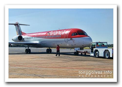 aerolíneas del grupo Avianca Taca van a utilizar únicamente el nombre Avianca