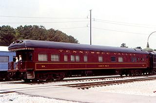 Chattanooga - Restored Observation Car