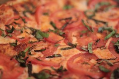 vegetable, frittata, tomato, pizza, baked goods, produce, food, dish, cuisine, quiche,