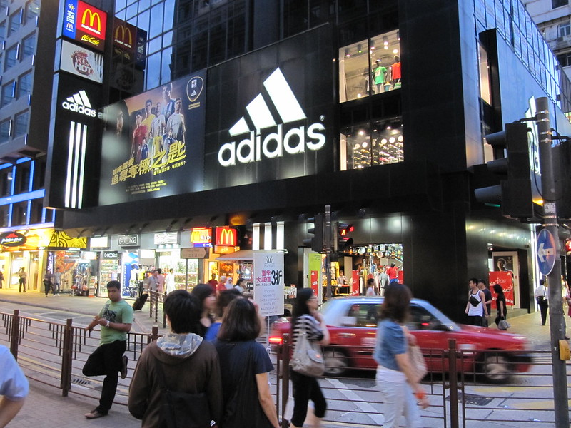 Adidas Shop Hong Kong