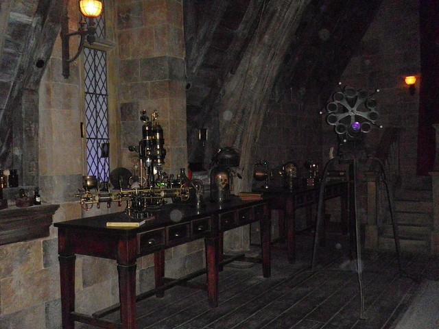 Inside Hogwarts castle | Flickr - Photo Sharing!
