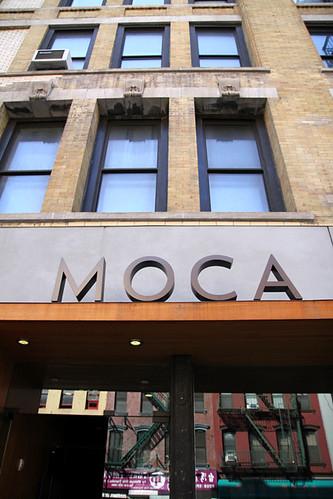 MOCA NYC
