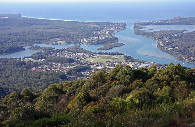 Laurieton Australia  city photo : Laurieton and North Haven from North Brother lookout | Flickr Photo ...