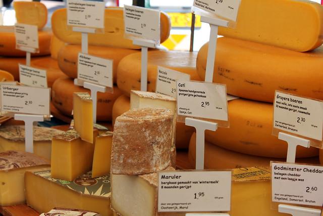 Queso y más queso