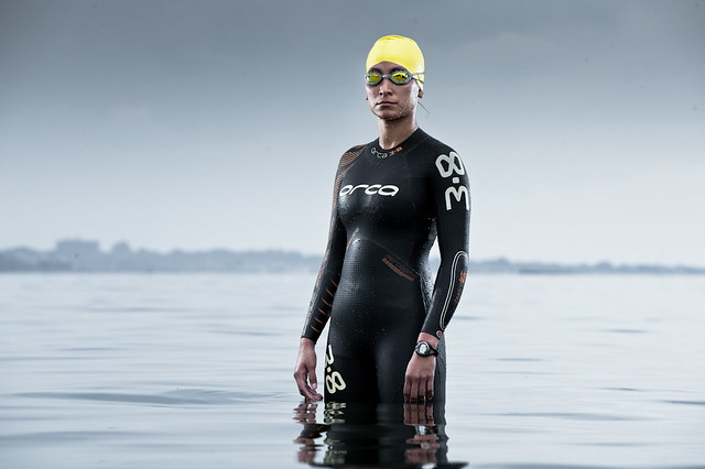triathlete - swim