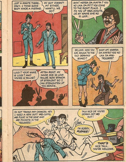 56 random vintage comic - photo #12