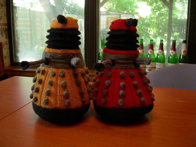 New Dalek Paradigm Design Debate