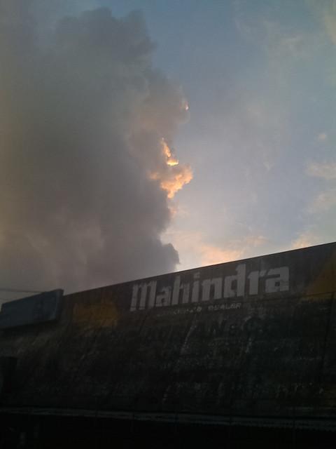 Header of mahindra