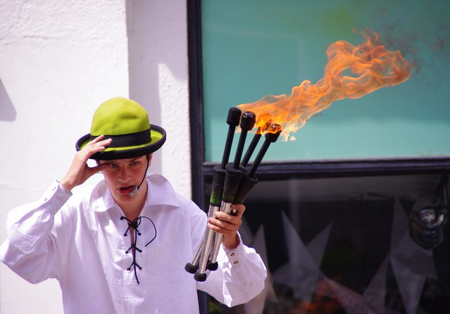 Who by Fire? Galway Arts Festival 2010
