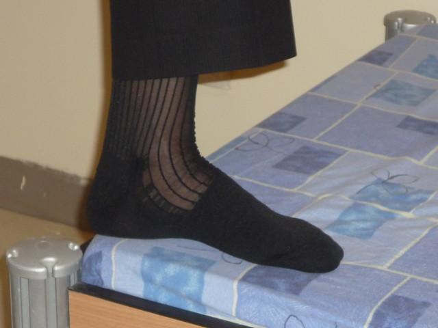 My Sheer Socks