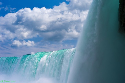 Niagara Falls - Close up