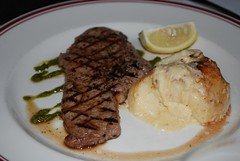 Sirloin Minute Steak - The Grill, Grossi Florentin…