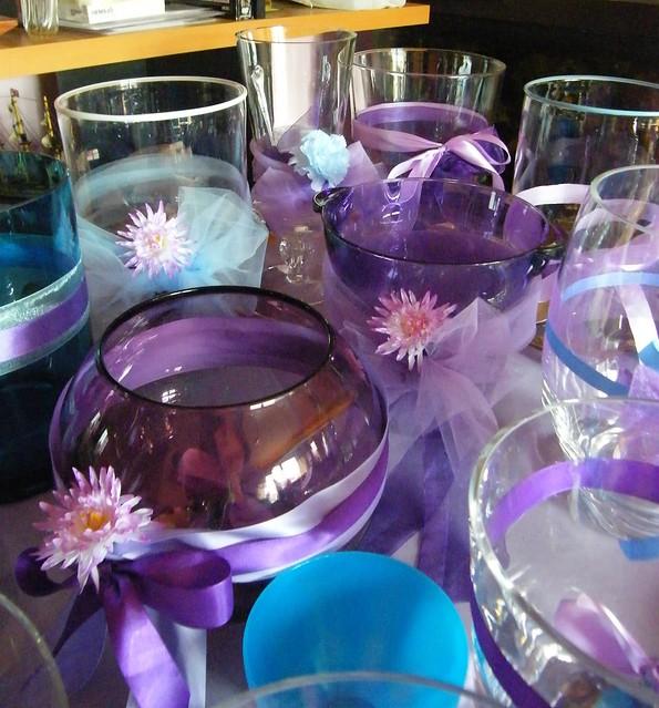 Wedding Candy Jars