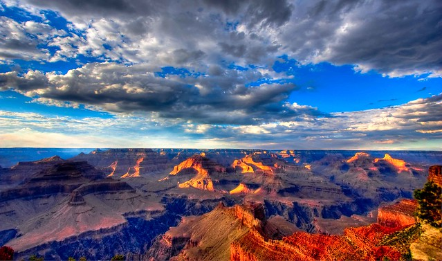 Grand Canyon in HDR
